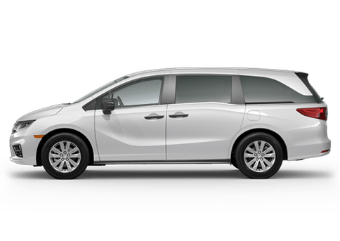 New Honda Odyssey in El Paso