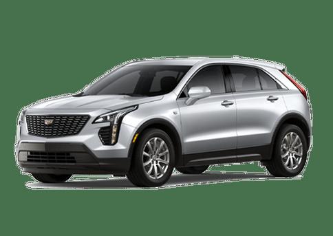 New Cadillac XT4 in Milwaukee