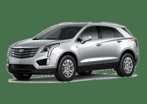 New Cadillac XT5 in Milwaukee