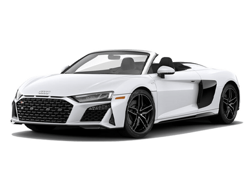 New Audi R8 Spyder in Windsor