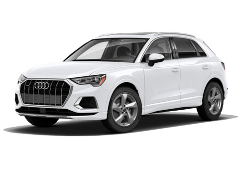 New Audi Q3 in Windsor
