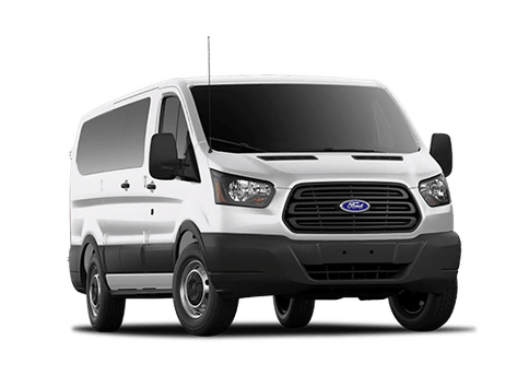 New Ford Transit-150 in