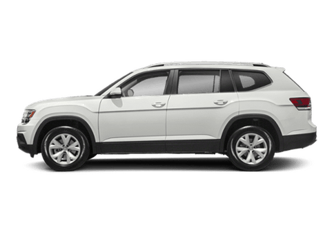 New Volkswagen Atlas in