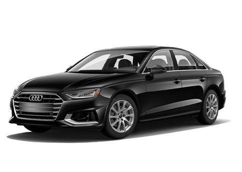 New Audi A4 in Windsor