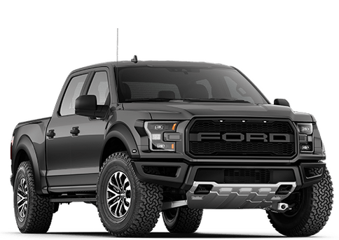 New Ford RAPTOR in