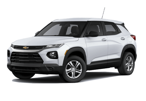 New Chevrolet Trailblazer in