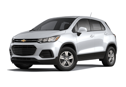 New Chevrolet Trax in