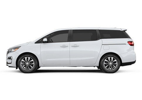 New Kia Sedona in Fort Worth