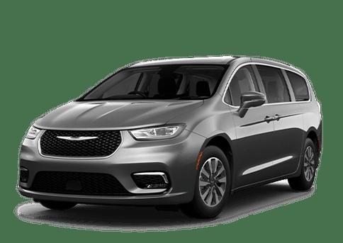 New Chrysler Pacifica Hybrid in Quesnel
