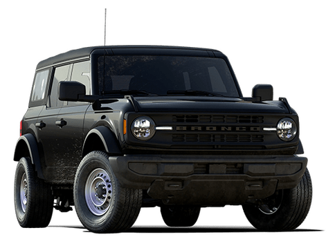 New Ford Bronco in