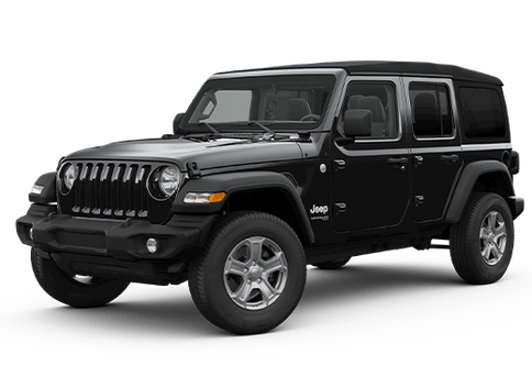 New Jeep Wrangler Unlimited in 100 Mile House
