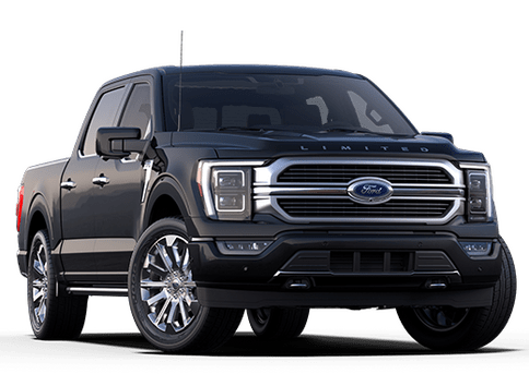 New Ford F-150 in