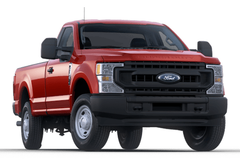 New Ford Super Duty F-350 SRW in