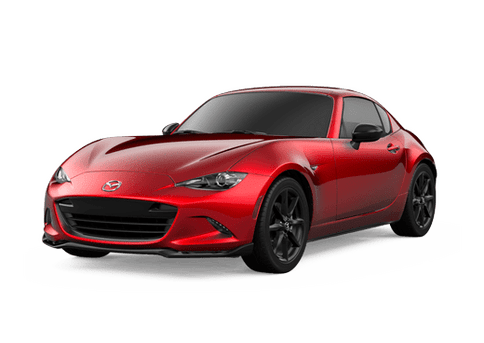 New Mazda MX-5 Miata RF in