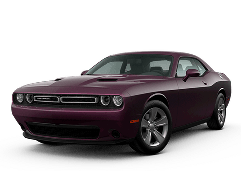 New Dodge Challenger in