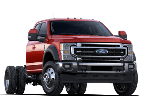New Ford Super Duty F-550 DRW in
