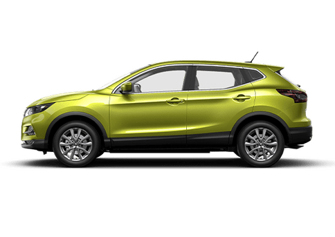 New Nissan Rogue Sport in