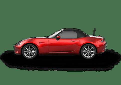 New Mazda MX-5 Miata in