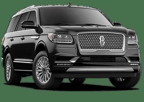 New Lincoln Navigator in