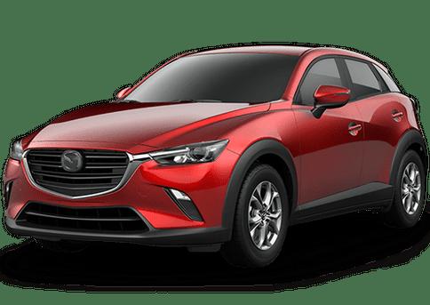 New Mazda CX-3 in
