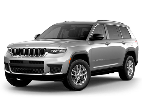 New Jeep Grand Cherokee L in