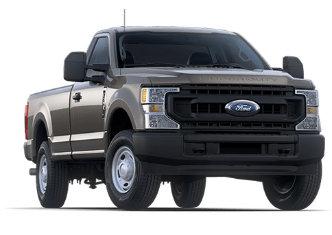 New Ford Super Duty F-350 SRW in