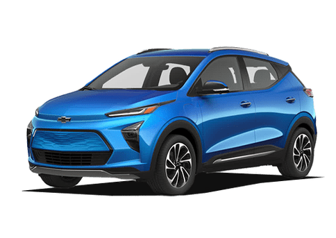 New Chevrolet Bolt EUV in