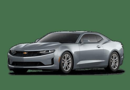 New Chevrolet Camaro in