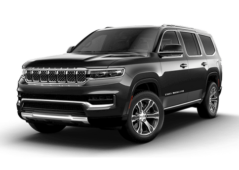 New Jeep Grand Wagoneer in