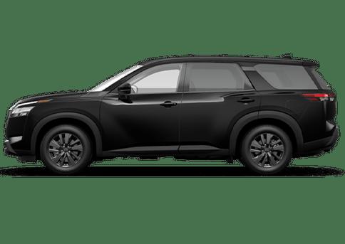 New Nissan Pathfinder in