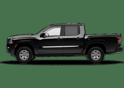 New Nissan Frontier in