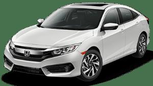 New Honda Civic in St. John's