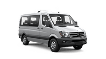 New Mercedes-Benz Sprinter Passenger Van at Bluffton
