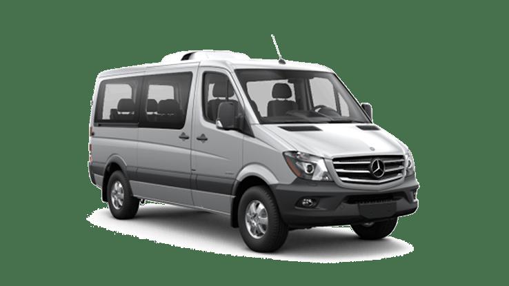 New Mercedes-Benz Sprinter Passenger Van near Bluffton