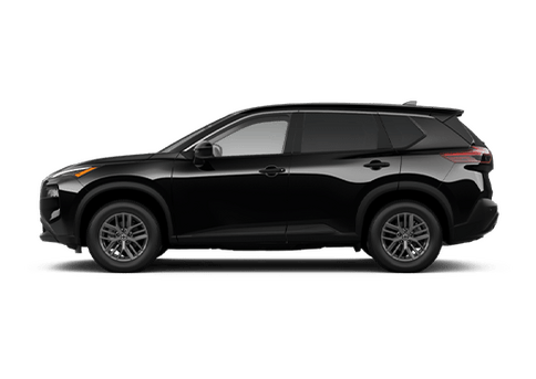 New Nissan Rogue in