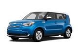New Kia Soul EV at Sheboygan