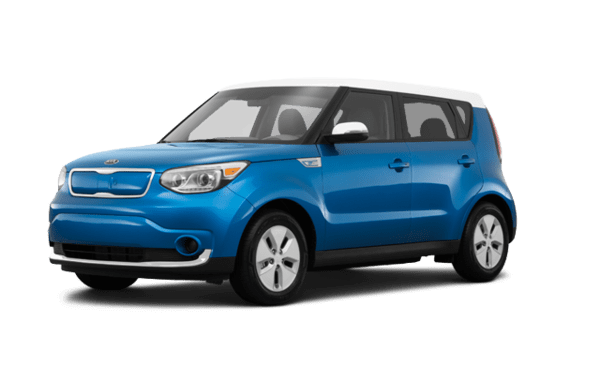 New Kia Soul EV near Waite Park