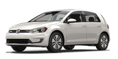 New Volkswagen e-Golf at Seattle