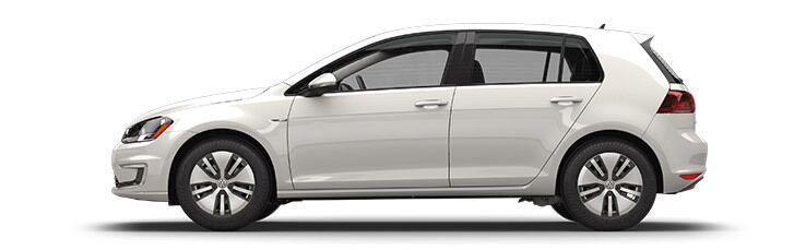 New Volkswagen e-Golf near Mentor