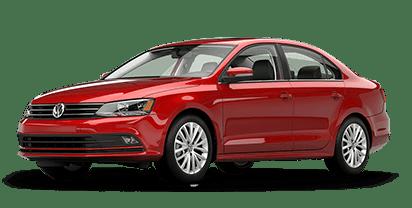 New Volkswagen Jetta Sedan in
