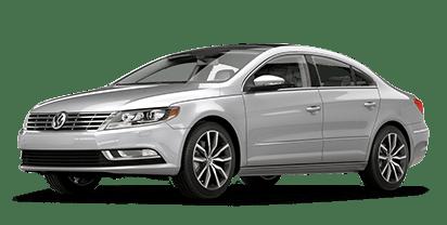 New Volkswagen CC in Mission