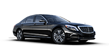 New Mercedes-Benz S-Class at Van Nuys