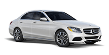 New Mercedes-Benz C-Class at Indianapolis