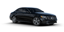 New Mercedes-Benz E-Class at Van Nuys