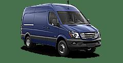 New Freightliner Sprinter Cargo Van in West Valley City