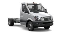 New Freightliner Sprinter Cab Chassis at Austin