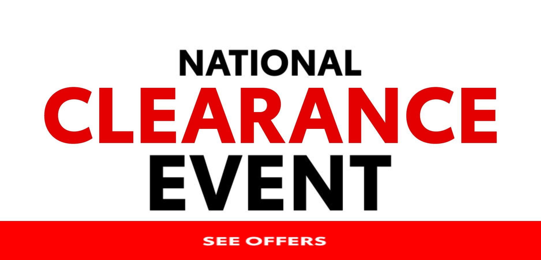 National Clearance Event at {{meta.website.name}}