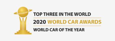 Top Three in the World, 2020 World Car Awards, World Car Design of the Year