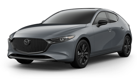 2021 Mazda Mazda3 Hatchback Turbo