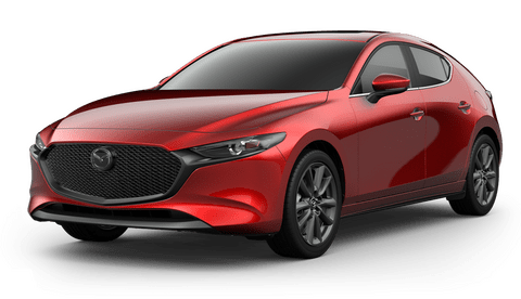 2021 Mazda Mazda3 Hatchback Preferred